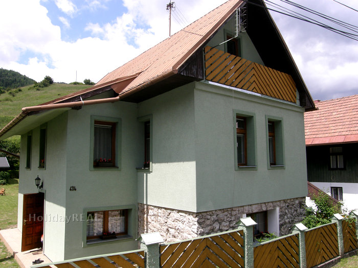 A019 - ubytovanie v rekreačnom dome v Liptovských Revúcach neďaleko strediska Donovaly