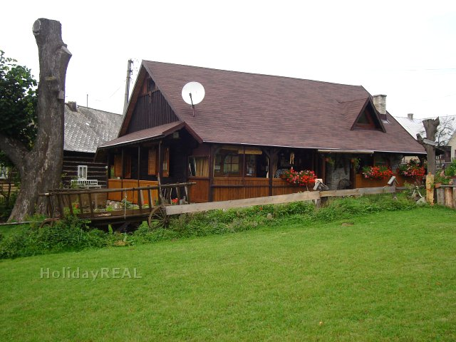 A022 - ubytovanie na chalupe v osade na okraji obce Oščadnica na Kysuciach