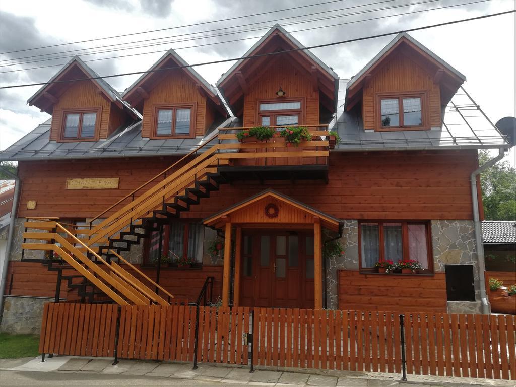 A099 - chata v centre zamagurskej obce Jezersko neďaleko Ski Ždiar a Bachledova dolina