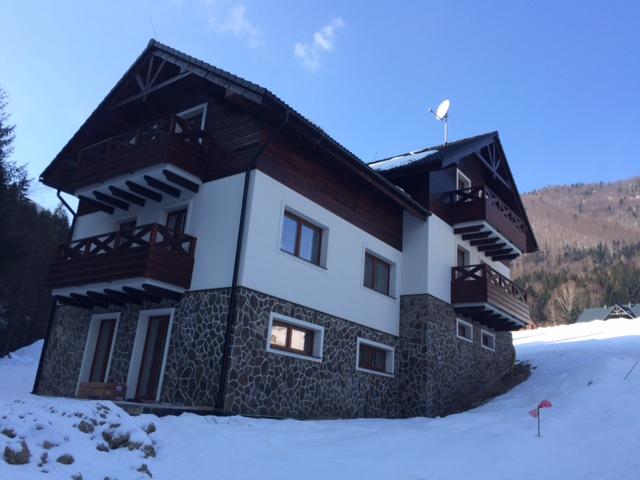A272 - apartmán sa nachádza v srdci Vrátnej doliny v pohorí Malá Fatra v blízkosti rázovitej obce Terchová