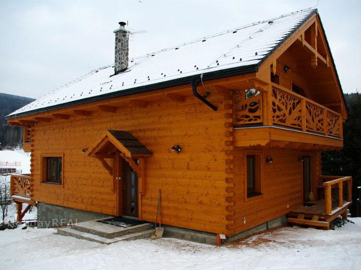 A289 - chata na prenájom a nadštandardné ubytovanie v Bachledovej doline pri lyžiarskom stredisku