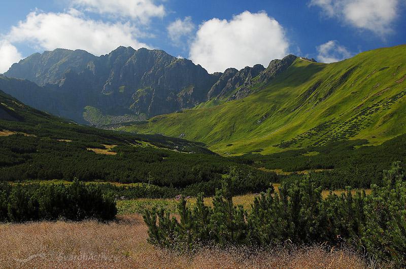 Jánska dolina v Nízkych Tatrách