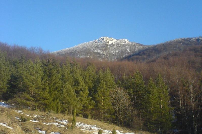 Strážov, Strážovské vrchy