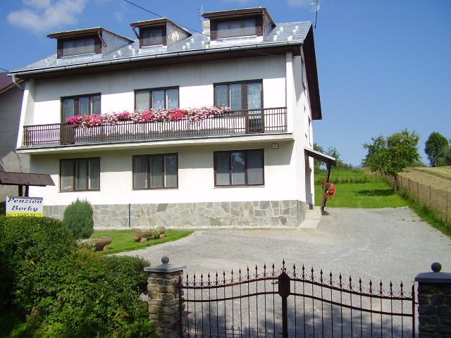 A092 - penzión na okraji obce Vitanová na Orave