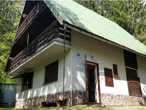 A213 - chata na prenájom a ubytovanie v chatovej oblasti Krpáčovo pri obci Dolná Lehota na južnej strane Nízkych Tatier